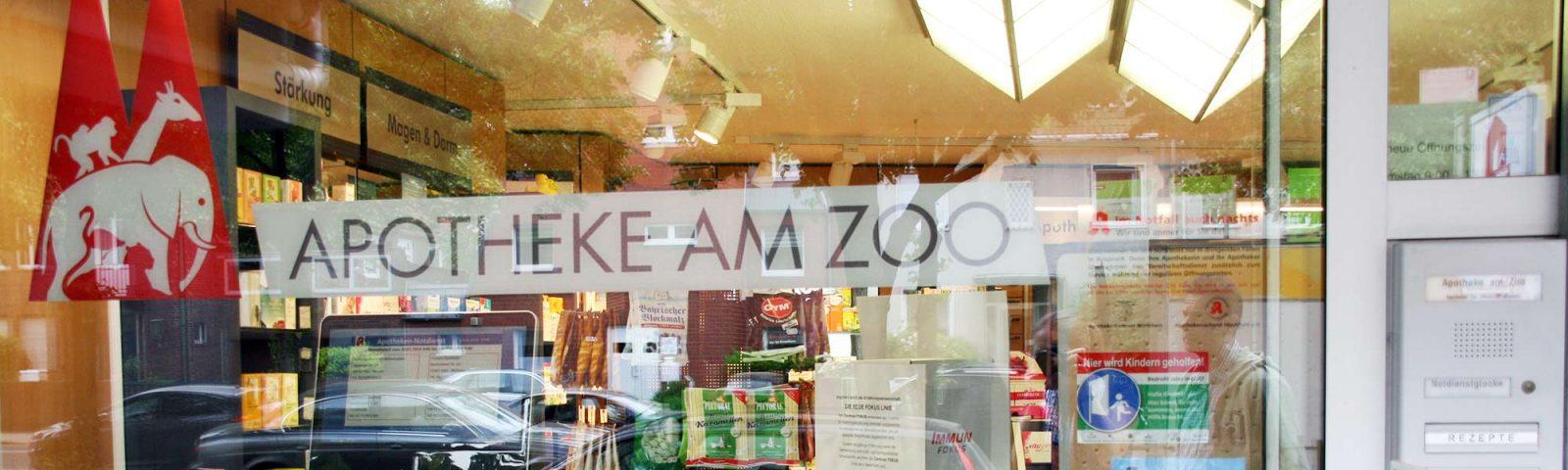 Apotheke am Zoo, Köln